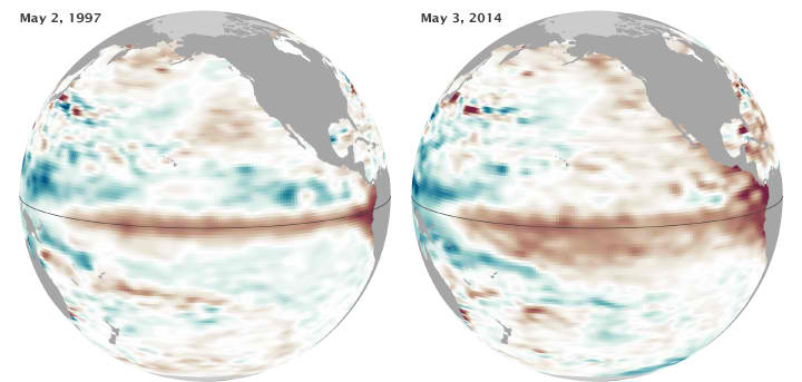 Is El Nino Developing?