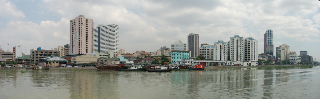 Pasig River, Manila by yougottadance
